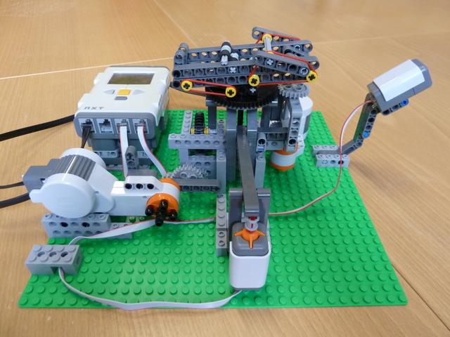 Camera Lego Driver : The terrific tv camera