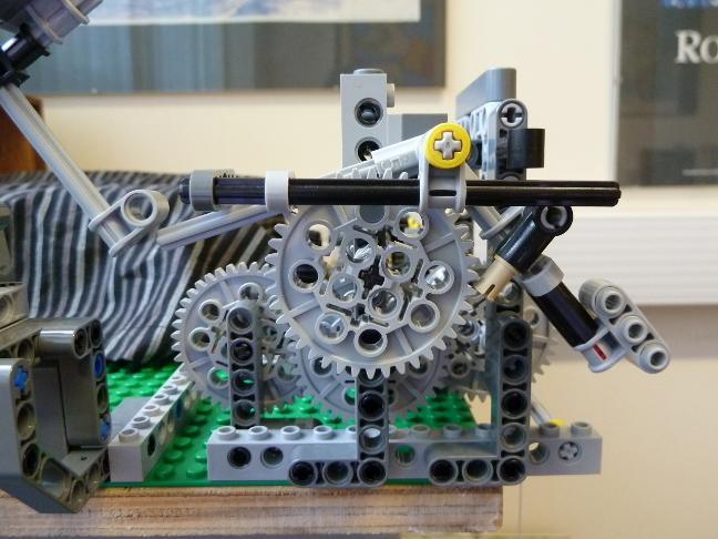 The prodigious pendulum clock